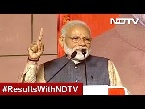 Election Results: Watch PM Modi&39;s Victory Speech at BJP Headquarters  ModiPhirSe