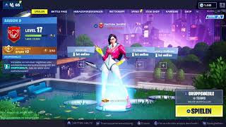 Fortnite Stagione 9 SKIN LOSATION Playstation Inglese Dal vivo La strada verso il 1900