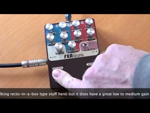 FEA Labs: Dual Band Distortion (1st Version) - Bass to VT Bass
