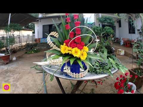 cắm hoa xuyến chi tại kienthuccuatoi.com