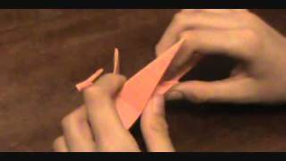 How To Make An Easy Origami Dragon!
