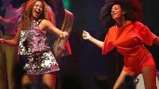 Beyoncé makes surprise appearance at Coachella