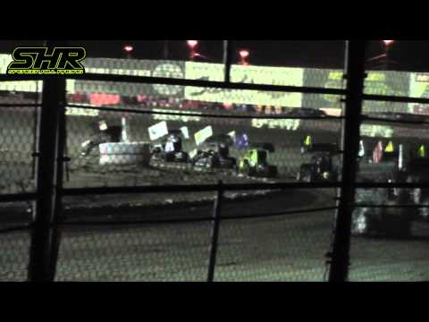 Canyon Speedway Park Winter Challenge Night 2