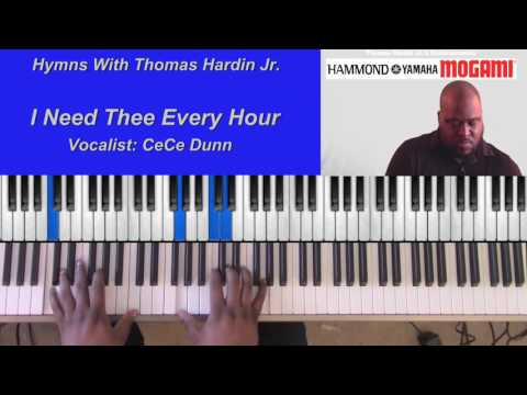 I Need Thee Every Hour (New Hymns DVD)
