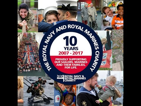 An introduction to the Royal Navy and Royal Marines Charity's 10th Birthday...