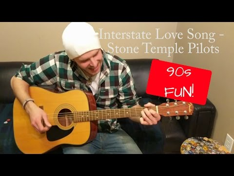Interstate Love Song - Stone Temple Pilots (Intermediate) Guitar Lesson