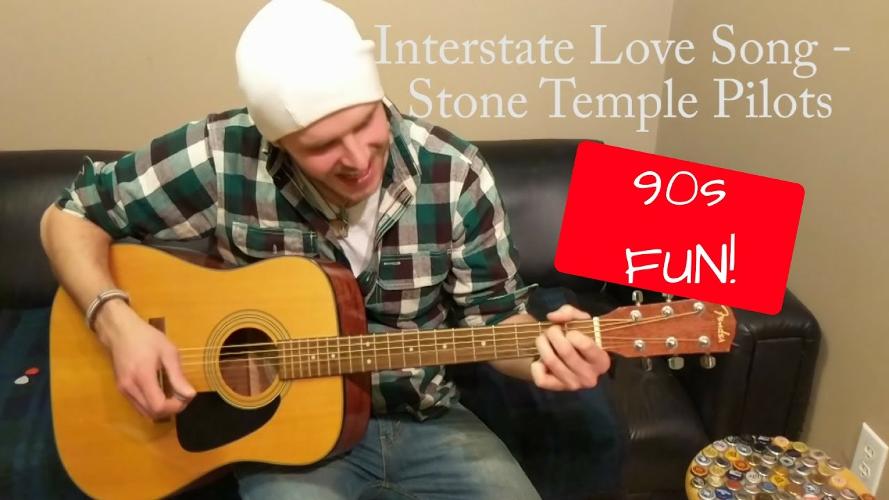 Interstate Love Song Guitar