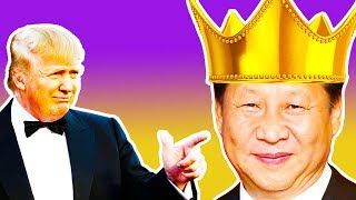 2017-10-30-02-30.Trump-A-Lot-Of-People-Think-He-s-The-King-Of-China
