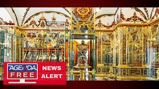 Major Jewelry Heist at Dresden Museum - LIVE COVERAGE - Agenda Free TV