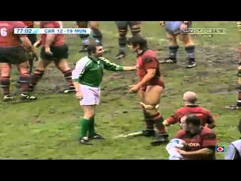 Donnacha O Callaghan shorts torn