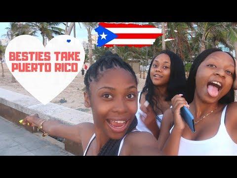 TRAVEL VLOG: San Juan, Puerto Rico 🌴