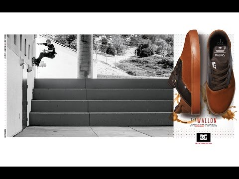 "DC SHOES ""THE WALLON"" FEATURING MADARS APSE"