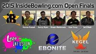 2015 Logo Infusion InsideBowling.com Open Finals | St. Louis, MO
