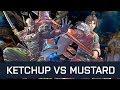 Soulcalibur VI Day One FT5 - Ketchup (Yoshimitsu) vs Mustard (Kilik)