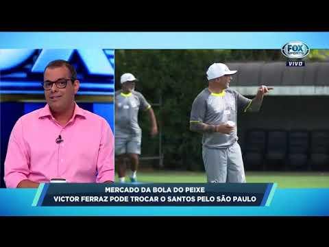 Cada vez mais difícil  Paulo Lima sobre a permanência de titular do Santos  - 205644ef03e91