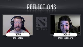 'Reflections' with 7ckngMad (Ceb) - Part 1 (Dota2)