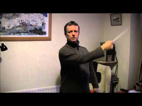 Baton hold & exercises