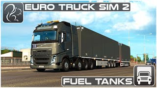 Fuel Tanks - Umeå to Varkaus (Euro Truck Simulator 2)