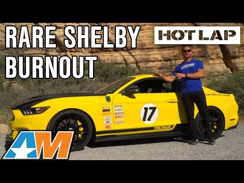 Top 3 Ford Mustangs of SEMA 2016 + Drifting With Vaughn Gittin JR - Hot Lap
