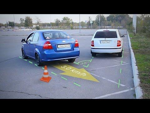 Весь курс обучения вождению автомобиля за один видеоурок