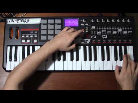 Benny Benassi - Satisfaction Live Keyboard Remix