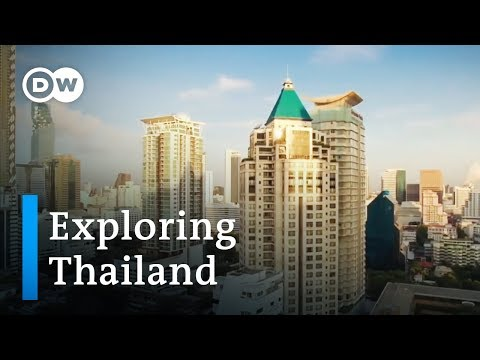 Welcome to Bangkok, Thailand  DW Documentary