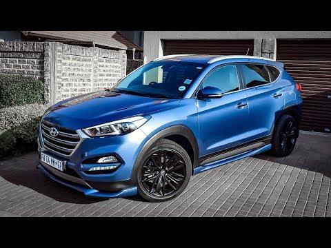 2017 Hyundai Tucson 1.6 Turbo Executive Sport - Quick Review