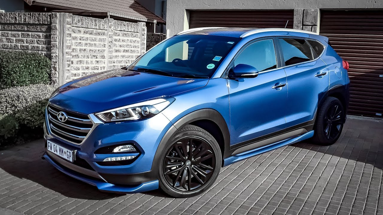 2018 Hyundai Tucson 1 6 Turbo New Car Release Date And
