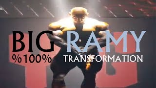 Big ramy %100% transformation bodybuilding motivation