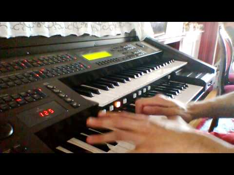 Muse - Butterflies & Hurricanes (Instrumental Cover - Electronic Organ)