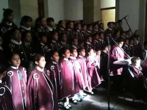 Coro del Instituto Cultural Simón Bolívar. - YouTube
