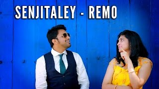 Senjitaley - REMO | Wedding Music Video | Nanda & Sindu | ISWARYA PHOTOS