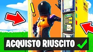 IF I LOSE I BUY THE NEW SPACE SKIN!! Fortnite ITA