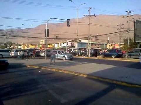 Evacuaci�n Iquique