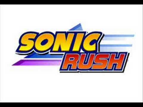 Sonic Rush Music: Wrapped In Black