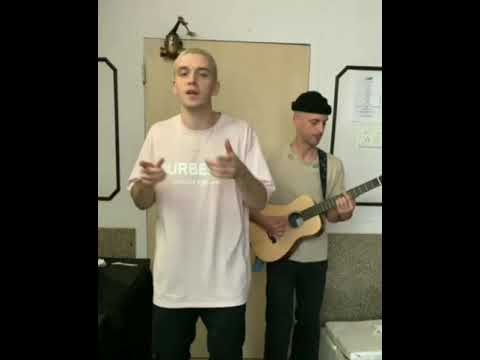 Lauv- I Don't Care Ed Sheeran & Justin Bieber ( Acoustic Cover By Lauv )