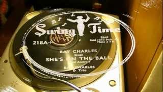 Watch Ray Charles Shes On The Ball video