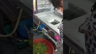 삼잎국화 나물로 절편떡 만드는과정