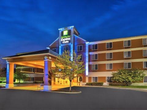 Holiday Inn Ann Arbor - Near The University of Michigan 3 Stars Hotel in Ann Arbor ,Michigan