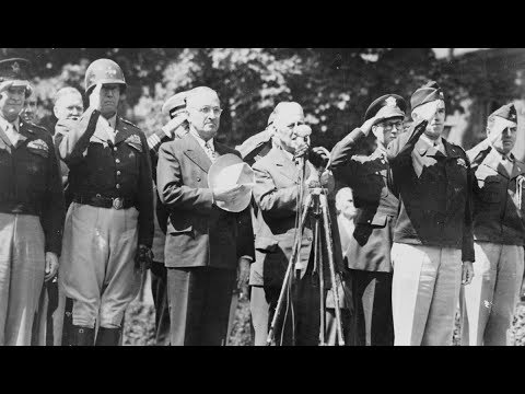 Undoing the New Deal: Truman Embraces the Cold War (pt4)