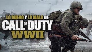 Lo bueno y lo malo de Call Of Duty WW II