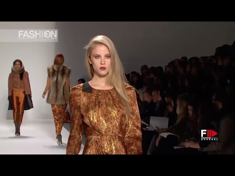 CYNTHIA STEFFE Fall 2011 2012 New York - Fashion Channel