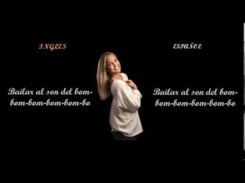 ADELEN - BOMBO  LYRICS (Español-Ingles)