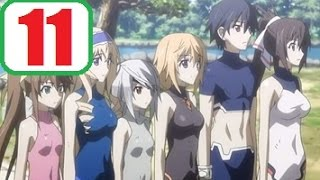 Infinite Stratos Episode 11 English Dub