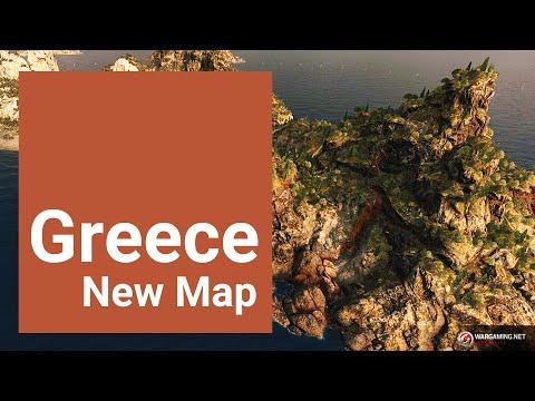 Foghorn Extra | Greece: New Map Overflight