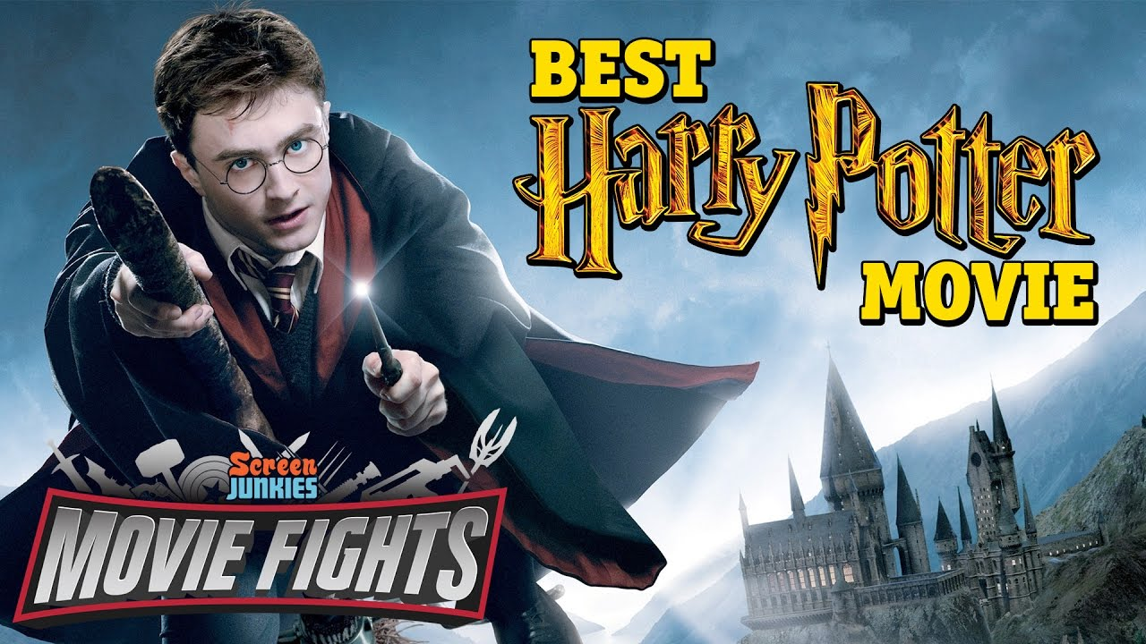 Harry Potter Book Lengths : What is the best harry potter movie fights
