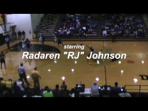 "Radaren ""RJ"" Johnson 2015-2016 Thomson High School"