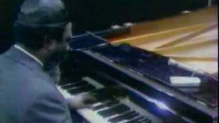 Thelonious Monk Piano Solo - 'Round Midnight