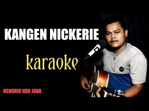 Karaoke Kangen Nickerie Akustik