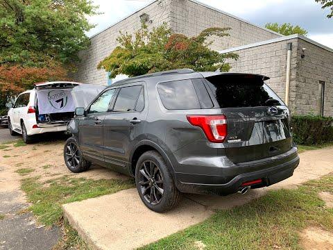8600$ оставили за 2019 Ford Explorer. Авто из США. Битые авто под восстановление из США.